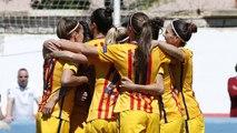 [HIGHLIGHTS] FUTBOL FEM (Liga): Collerense-FC Barcelona