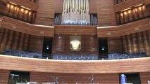 Orgue à l'Auditorium de Radio France - Thomas Ospital, organiste