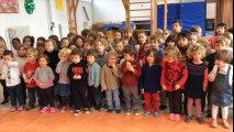 Ecole en choeur académie d'Orléans-Tours école Raphaël Périé à Blois On est tous pareils