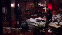 "Greys Anatomy 12x20 Alex and Jo talk about Gun & Jos Past ""Trigger Happy"""