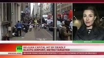 Brussels attack: 30 dead, hundreds injured after terror attack