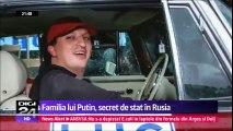 Familia lui Putin, secret de stat în Rusia. Și femeile din viaţa lui Vladimir Putin, fie că vorbim despre iubite sau fiice, sunt un secret de stat în Rusia.