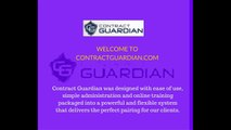 Contract Management Software from Contract Guardian