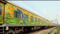 Indian Railways - LATEST TOP 10 Fastest Trains In India 2016