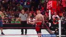 John Cena Vs BrockLesnar full match/WWE Extreme Rules 2012 John Cena Vs BrockLesnar full match