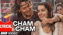 Cham Cham – [Full Audio Song with Lyrics] – Baaghi [2016] Song By Meet Bros & Monali Thakur FT. Tiger Shroff & Shraddha Kapoor [FULL HD] - (SULEMAN - RECORD)