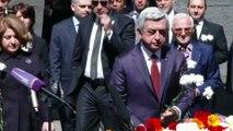 L'Arménie a commémoré les 101 ans du génocide arménien