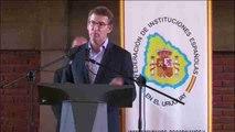 """Núñez Feijoó ofrece a Uruguay que Galicia sea su """"puerta de entrada a la UE"""""""