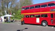 Le DP-Bus du débat public EuropaCity à Gonesse