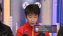 Yuzuru HANYU NHK Trophy 2015 LP (NBC)
