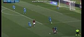 Gonzalo Higuain Volley  GOAAAL - Roma 0-1 Napoli  - 25-04-2016