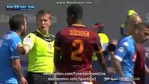 Gonzalo Higuain Incredible miss HD - AS Roma 0-0 Napoli - 25.04.2016 HD