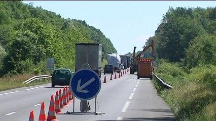 RCEA : l'enquête publique sur le projet de 2X2 voies lancée