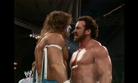 WWE WrestleMania 4 - Hercules vs. The Ultimate Warrior