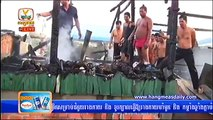 Hang Meas Morning new, Khmer News Hang Meas HDTV Morning, 28 May 2015 Part #05b