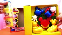 Play doh Mickey Mouse Clubhouse français (Unboxing) Mickey Mouse Clubhouse