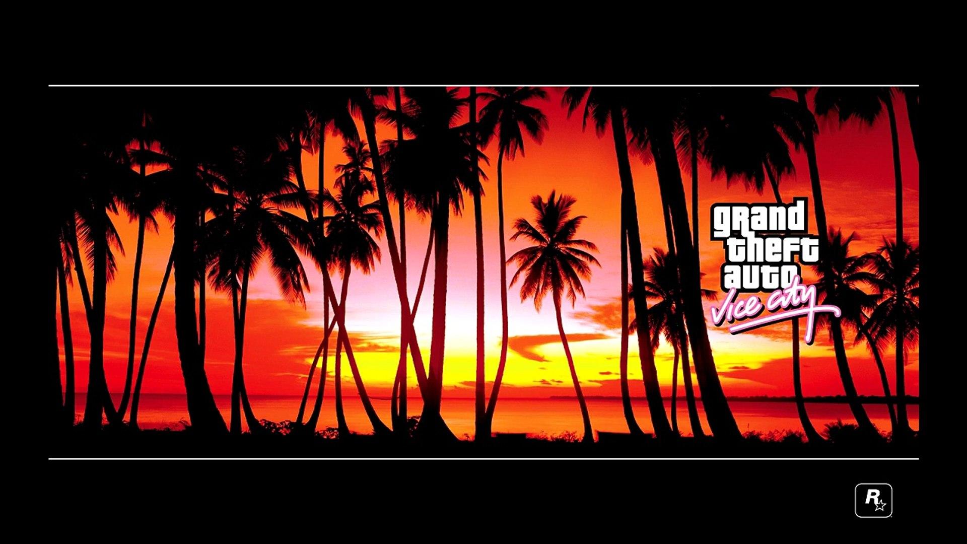 О Grand Theft Auto Vice City, и о многом другом