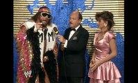 WWE WrestleMania 4 - Backstage With Gene Okerland, Randy Savage & Miss Elizabeth