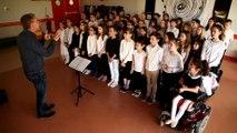 Ecole en chœur Académie de Rennes Ecole Saint Patern - Vannes
