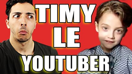TIMY le Youtuber ! - TOONY