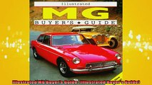 READ book  Illustrated MG Buyers Guide  Illustrated Buyers Guide  FREE BOOOK ONLINE