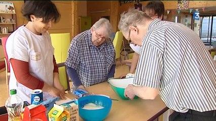 L'unité Parkinson d'Ydes (15), une structure spécialisée unique en France