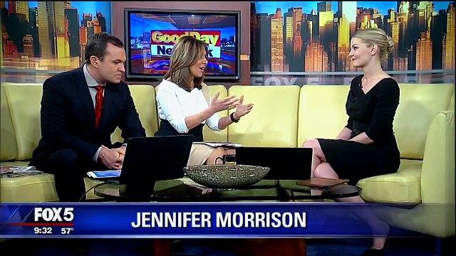 Jennifer Morrison WNYW
