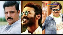 Dhanush Joins Race with Rajini & Kamal