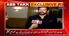 Indian famous film director and writer Kabir Khan Special talk to Abb Takk