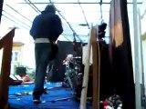 RHCP Revival - Intro + Around The World (Live @ Brno, Místodržitelský palác - 24. 6. 2008)