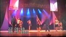 2003 - Surprise au Spectacle de fin d'année de l'école des soeurs avec Cafe con Leche by Occo Style