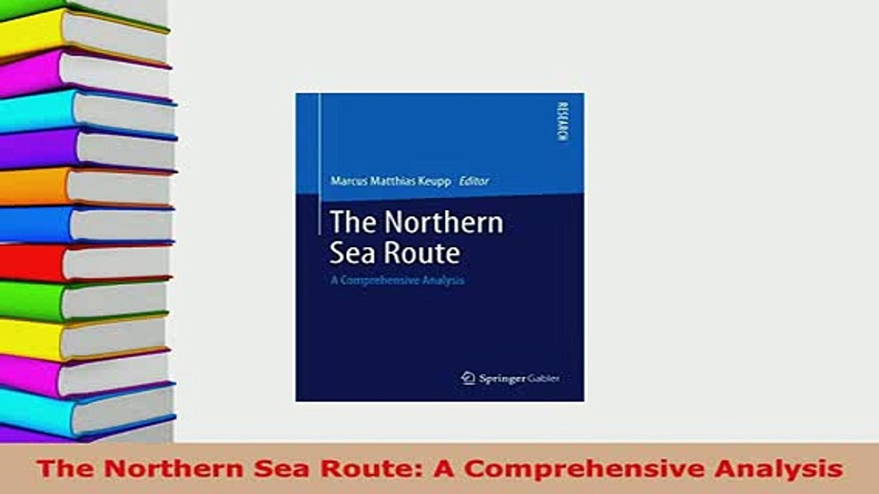 Prospects for the Northern Sea Route Development