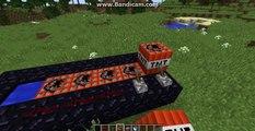 minecraft 1. bölüm TNT atar yapımı