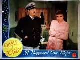 LUX RADIO THEATER: IT HAPPENED ONE NIGHT - CLARK GABLE & CLAUDETTE COLBERT