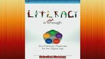 DOWNLOAD FREE Ebooks  Literacy Is NOT Enough 21st Century Fluencies for the Digital Age The 21st Century Full Ebook Online Free