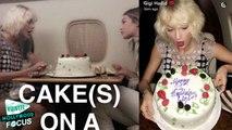 Taylor Swift Throws Gigi Hadid A Private Jet Birthday Bash