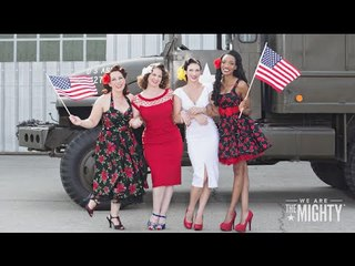 Pin-Ups For Vets Entertain Veterans With Burlesque Shows & Sexy Calendars