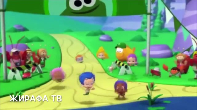 Bubble Guppies Guppy Movers! S4E4 Watch Free Online