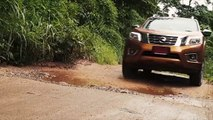 Nissan Navara 2015 NP300 Test Drive