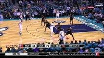 Jeremy Lin Does Michael Jordan Shrug _ Heat vs Hornets _ Game 4 _ April 25, 2016 _ NBA Playoffs