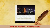 PDF] VMware vSphere Troubleshooting Full Collection - video dailymotion
