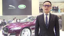 2016 Beijing Auto Show - Interview with James Hu Deputy, President Jaguar Land Rover