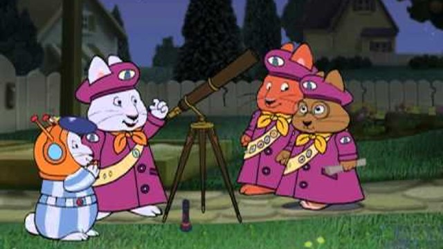 Max & Ruby - Ruby's Hoola Hoop / Max and The Martians / Ruby's Real Cinderella - 48