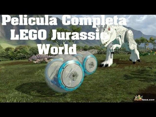 LEGO Jurassic World & LEGO Jurassic Park Pelicula Completa Español HD