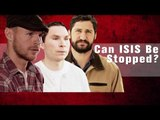 Can ISIS Be Stopped? | 3 Vets Walk Into A Bar, Ep. 1
