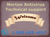 Norton Antivirus technical support services number