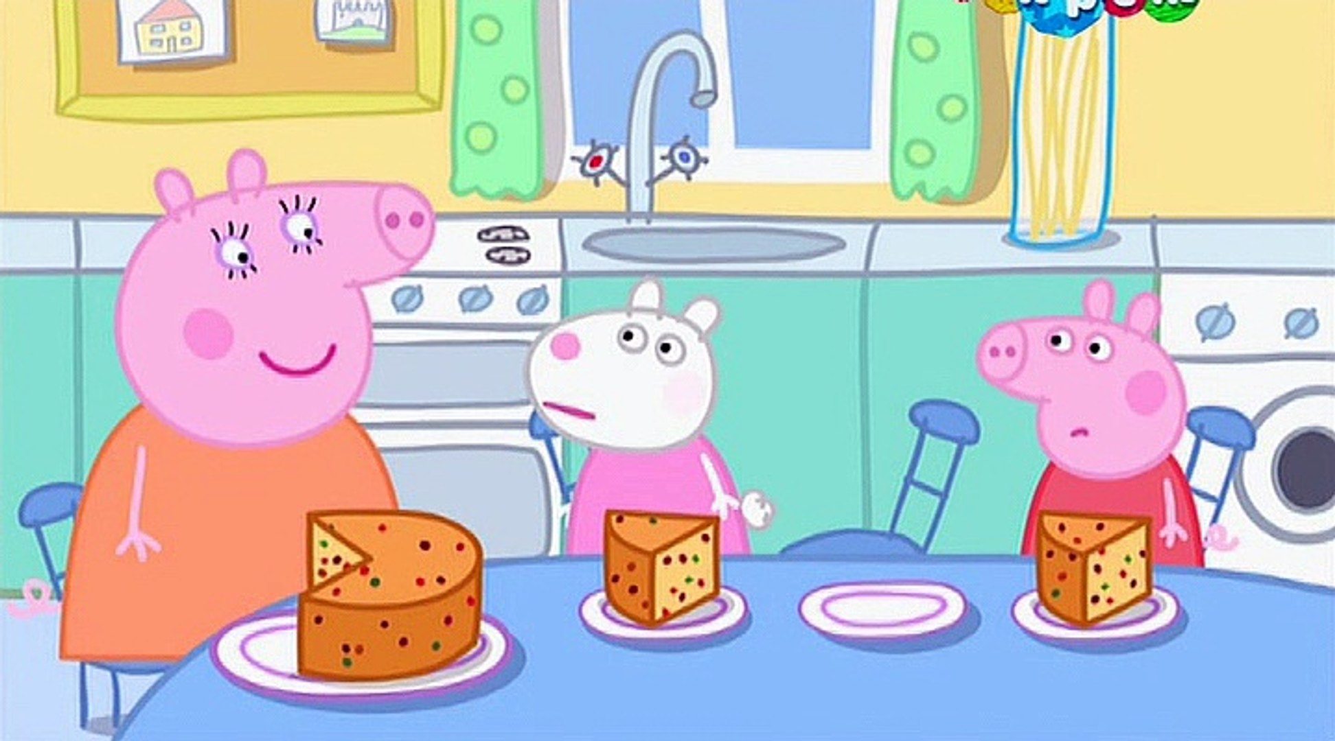 Свинка Пеппа- Часы с кукушкой- Cuckoo Clock -Все серии подряд Свинка Пеппа