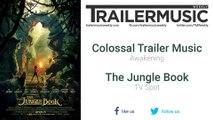 The Jungle Book - TV Spot Exclusive Music (Colossal Trailer Music - Awakening)