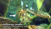 Naruto SUN Storm 4 - PS4/XB1/PC - Les Quatre du Son -Bande-annonce