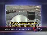 Les prières de haine contre les non-musulmans à la Mecque